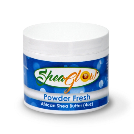 Shea Glow Powder Fresh